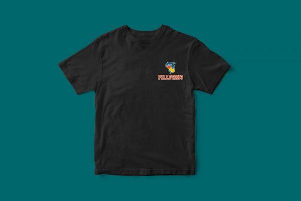 T-Shirt 'Pillphins Logo
