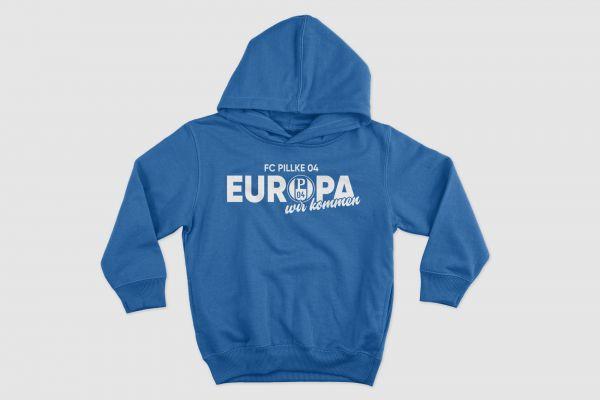 Hoodie Pillke Europa