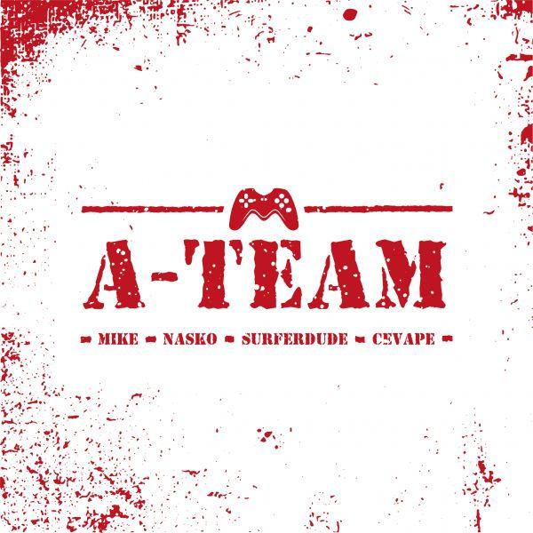 Poster 'A-team'