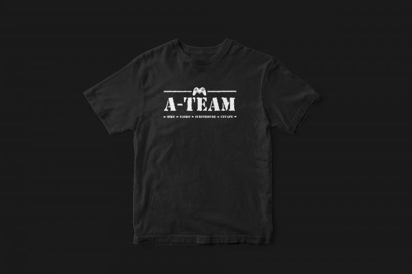 T-Shirt MikeLS A-team Logo