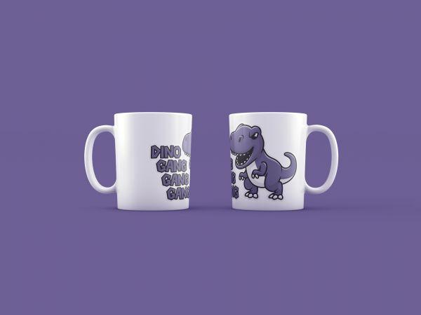 Tasse 'Dinogang'