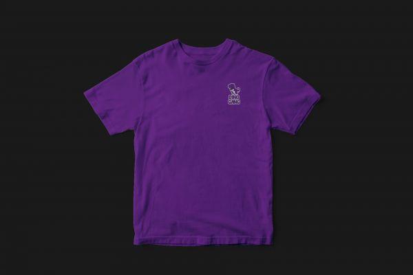 T-Shirt Dinogang Logo Klein