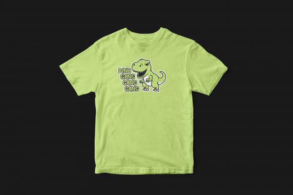 T-Shirt Dino Gang Gang Gang