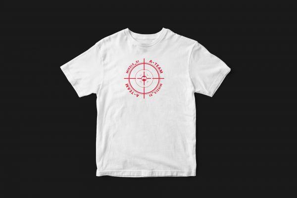 T-Shirt Mike Team-Logo