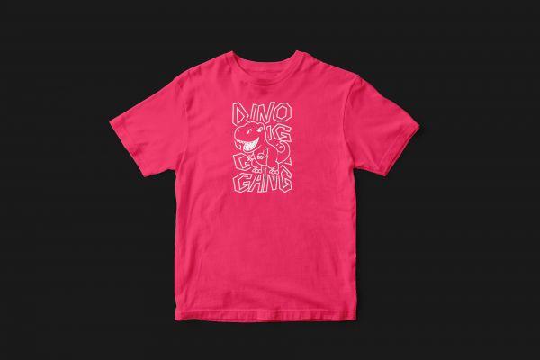 T-Shirt Dinogang Spezial