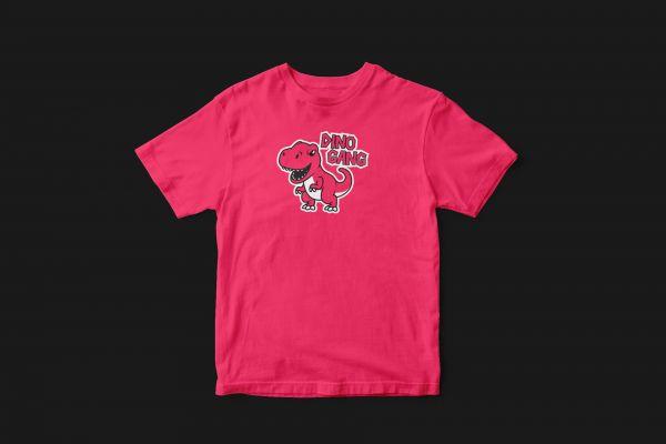 T-Shirt Dinogang Logo Groß