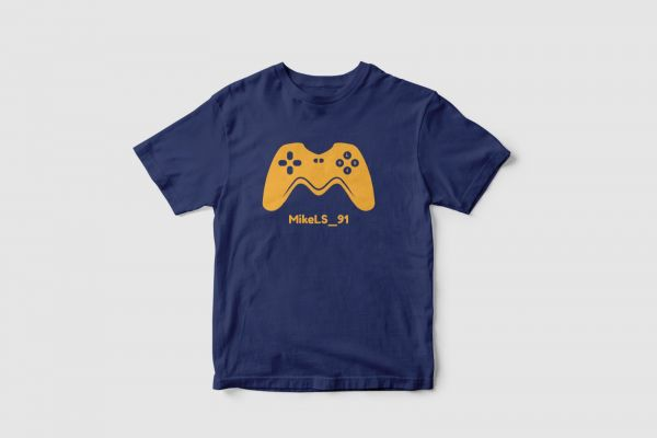 T-Shirt 'MikeLS_91 Logo'